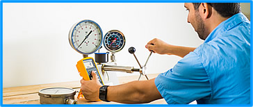 Pressure measuring instruments