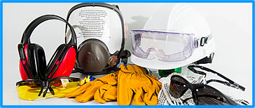 Firefighting, breathing and personal protection equipment
