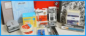 Cabin supplies